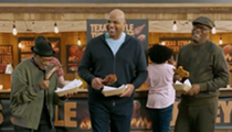 Samuel L. Jackson Pokes Fun at Charles Barkley in Alamo-Inspired March Madness Ad