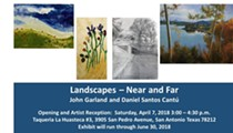 Landscapes - Near and Far