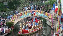 Texas Cavaliers River Parade