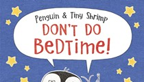 Penguin & Tiny Shrimp Don't Do Bedtime Storytime & Signing