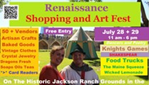 Renaissance Festival At The Jackson Ranch
