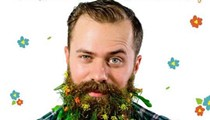 Make Your Facial Hair Fun at the Fiesta Beard Cocktail Party
