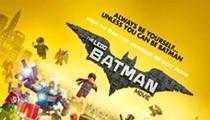 Lego Batman at Bulverde Park