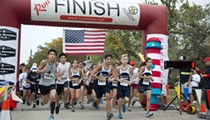 "10th Annual Weston Wright ""Lighting the Way"" 5k/10k Run/Walk"