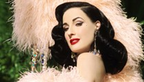 Absolut Elyx presents Dita Von Teese and the Copper Coupe Burlesque