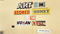 Series Exploring Public Art Via Bicycle Kicks Off with Gary Sweeney Works