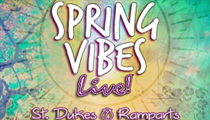 Spring Vibes Live 2018