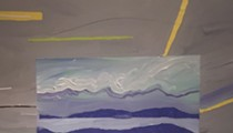 Richard Mogas Artist Talk and Mid Reception