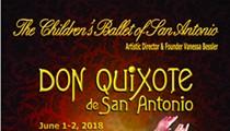 Don Quixote De San Antonio