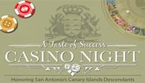 6th Annual A Taste of Success Casino Night