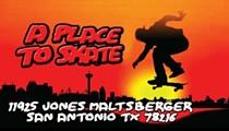Skateboard Park Lock in