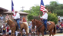 July 4th In Comfort, Texas