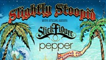 Slightly Stoopid live at the Whitewater Amphitheater