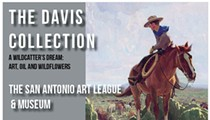 The Davis Collection: A Wildcatters Dream: Art, Oil and Wildflowers