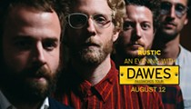 An Evening with DAWES: Password Tour