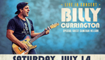 Whitewater Amphitheater presents: Billy Currington Live!