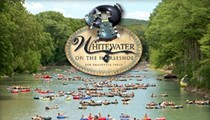 Whitewater Amphitheater Tubing Giveaway!
