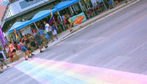 Rainbow Crosswalk on Main Avenue Strip to be Unveiled on June 29