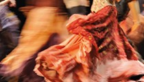 Celebrated Flamenco Dancers Taking Over Pearl Park as Part of Olé Program