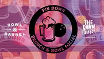 Big Pin Down: Brunch n Bowl Social