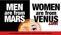 <em>Men Are From Mars, Women Are From Venus</em>