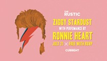 SA Current Presents Ziggy Stardust with Ronnie Heart