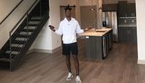 Lonnie Walker IV Gives Sneak Peak of San Antonio Apartment