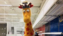 """San Antonio Zoo Campaign to Acquire Geoffrey the Giraffe from Toys""""R""""Us Off to Slow Start"""