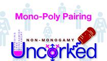 Non-Monogamy Uncorked: Mono-Poly Pairing