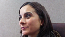 Clear the Aisle – Texas State Rep. Ina Minjarez Is Crossing It