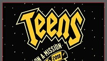 Teens on a Mission: Showcasing Rock and Roll, Art & Culture