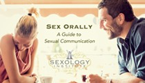 Sex Orally: A Guide to Sexual Communication