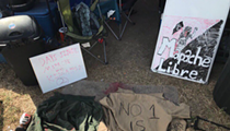 San Antonio's Occupy ICE Camp Given Orders By Police To Vacate