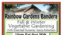 Fall & Winter Vegetable Gardening