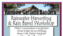 Rainwater Harvesting & Rain Barrel Workshop