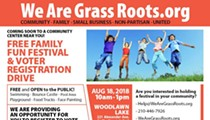 Family Fun Festival & Voter Registration Drive