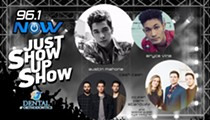 96.1 Now: Just Show Up Show