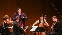 Brentano String Quartet with Dawn Upshaw