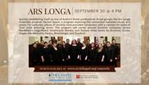 Ars Longa Ensemble in concert