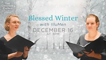 Blessed Winter: The Children's Chorus of San Antonio & IlluMen