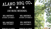 Alamo BBQ Co. Summer Music Series