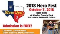 2018 Hero fest