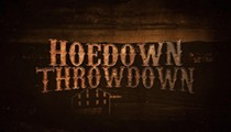 Hoedown Throwdown
