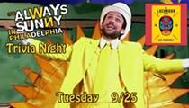 Its Always Sunny In Philadelphia Trivia Night
