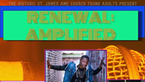 STJC Presents Renewal: Amplified