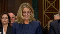 Here's How You Can Watch The Kavanaugh/Blasey-Ford Hearing