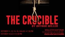 "SAC Fine Arts Department Presents ""The Crucible"""