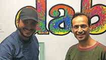 Actor, San Antonio Native Jesse Borrego Shows Support at Local CBD Cafe