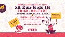 Animal Defense League's 5K Run & Kids 1K Trick-or-Trot