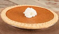 Pumpkin Pie is Back at Bill Miller Bar-B-Q
